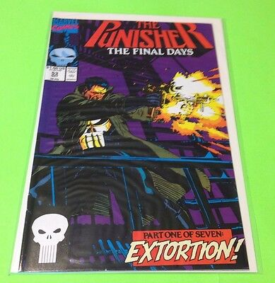 The Punisher #53 Marvel Comics 1991