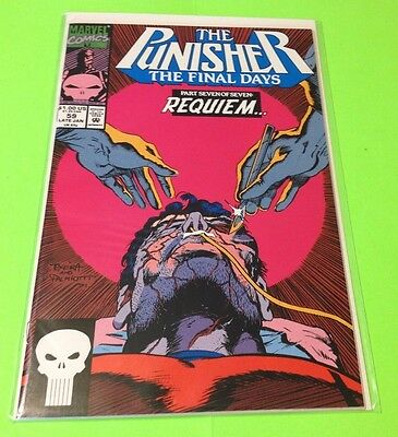 The Punisher #59 Marvel Comics 1991