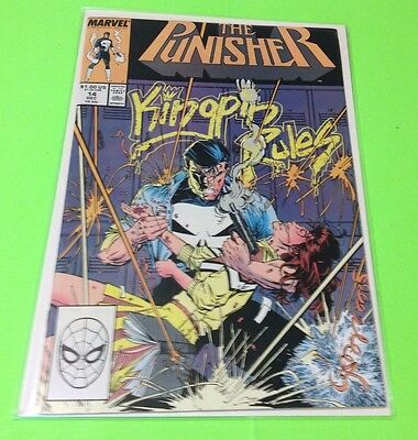 The Punisher #14 Marvel Comics 1988