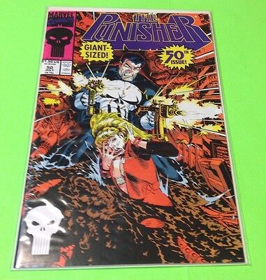 The Punisher #50 Marvel Comics 1991