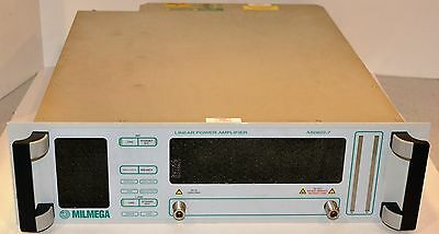 Milmega AS0822-7 Linear Amplifier  800-2200 MHz 7W