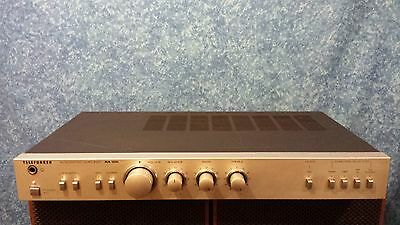 Telefunken Stereo Integrated Amplifier Ra 100       .