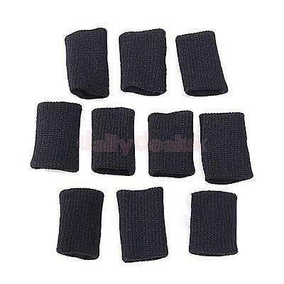 10PCS Wrap Elastic Finger Sleeve Support for Volleyball