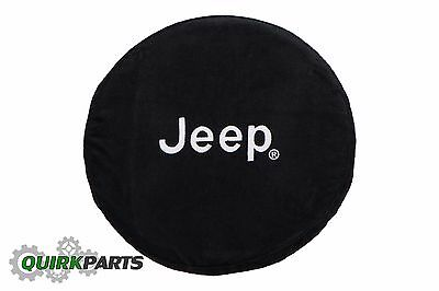 1997-2017 Jeep Wrangler Black Steering Wheel Cover Armour Protector BRAND NEW