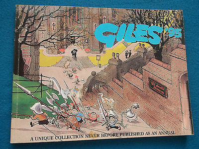 Giles Cartoons Annual (48Th Series 1995) Good Condition