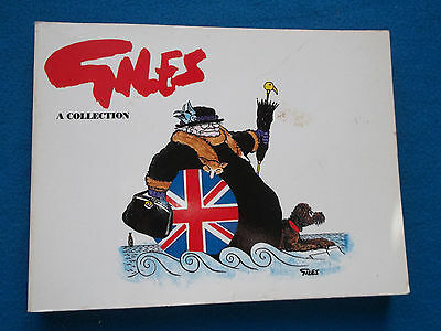 Giles Cartoons Annual (46Th Series 1992) Good Condition