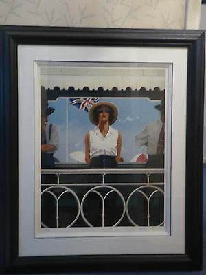 Jack Vettriano - Bird On The Wire - Signed Limited Edition Print 275/275