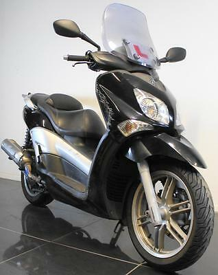 2011 11 Yamaha X-City 125 Scooter Project/trade Sale/cosmetic Damage Cat C 22K
