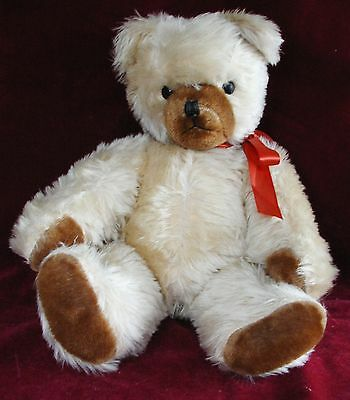 Old Antique Large Shuco Teddy Bear 1950's - 60's