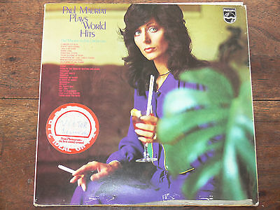 PAUL MAURIAT Plays World Hits 2LP EURO FUNK/LIBRARY JAZZ GROOVE Etude in Rhythm
