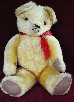Old Antique Large Erris Teddy Bear 1940's