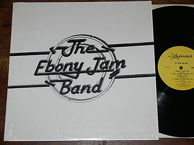 THE EBONY JAM BAND LP ♬ Rare 1981 Private Press FUNK/DISCO/MODERN SOUL Starbound