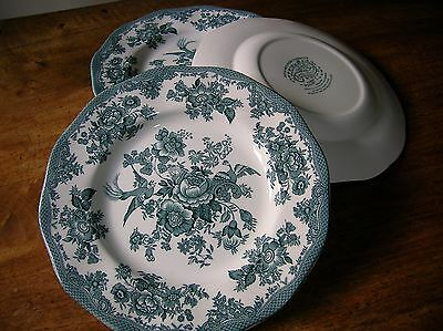6 Anciennes plates assiettes Enoch Wedgwood