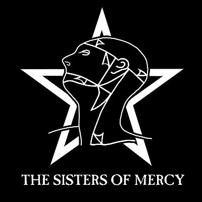 SISTERS OF MERCY Album Cover POSTER 12x12