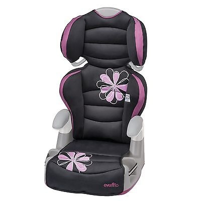 Evenflo Amp High Back Booster Car Seat Carrissa