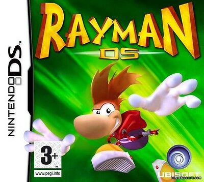 *BOX ONLY* RAYMAN DS - NINTENDO DS / DSi