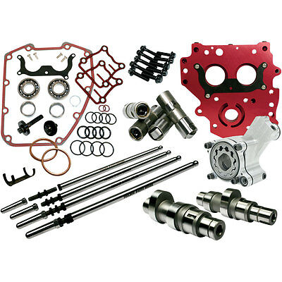 Feuling Gear Drive HP+ 525 Camchest Kit for 1999-2006 Harley Twin Cam