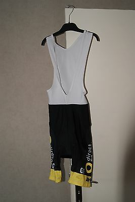 Cuissard Cyclisme Direct Energie Neuf Taille Xxxs