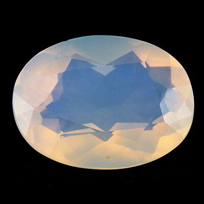 TOP OPAL : 12,15 Ct Natürlicher Feuer Opal Orange Flash aus Mexiko