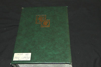 DDR - 1967-1976 - SATURATED COLLECTION IN 50 PAGE S/BOOK - SEVERAL 1000's - F/U