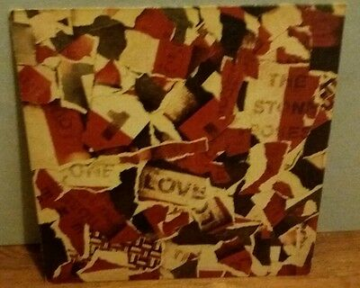 """The Stone Roses One Love 12"""" vinyl record with print"""
