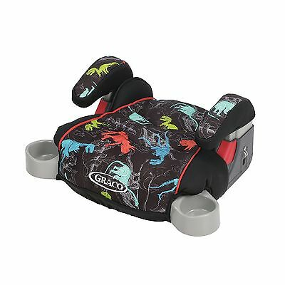 Graco Backless Turbobooster Car Seat Dinorama
