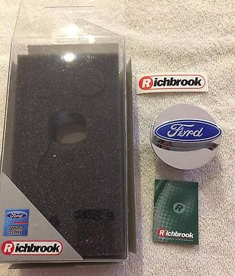 Richbrook 550031 Ford Officially Licensed Logo Brand Oil Filler Cap bayonet Type
