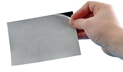 """4"""" x 6"""" Self-Adhesive Magnets - Pack of 100 4"""" x 6"""""""