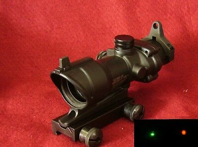 Brand New ACOG Style TA-01 Scope Sight For AEG Airsoft FREE UK SHIPPING
