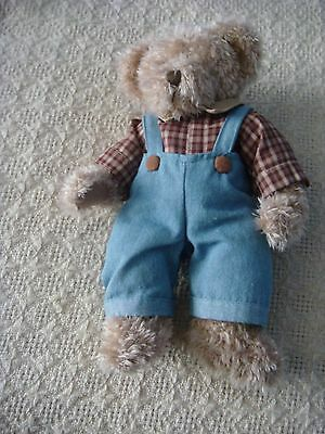 PELUCHE OURS RUSS BERRIE & Cie