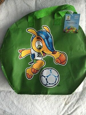 Brazil 2014 World Cup Reusable Bag
