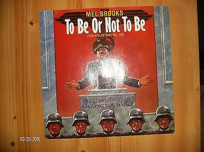 Mel Brooks - ''To Be Or Not To Be''  [ 1983  7'' vinyl ]