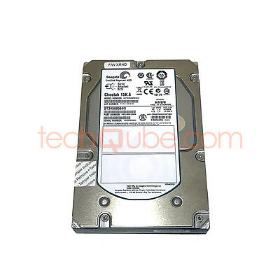 Seagate Cheetah 450GB 15K 3.5 SAS Hard Drive ST3450856SS Certified Repaired