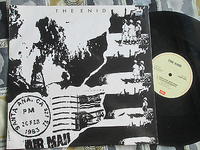 The Enid ‎– And Then There Were None EMI ‎– 12EMI5505 UK 12 inch Vinyl Single