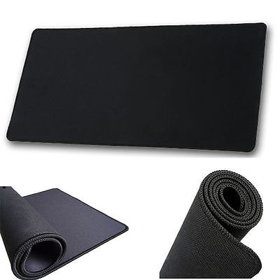 Anti-slip Professional Gaming Mouse Pad Durable 80x30cm For Keyboard Large UK