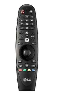 Telecomando Magic Remote An-Mr600 Nero Per I Tv Lg Smart