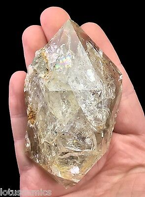 675 ct Herkimer Diamond Authentic Quartz Crystal - New York, USA #346