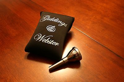 Giddings and Webster GWC-100 Tenor Trombone Mouthpiece