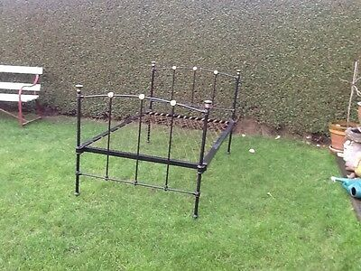 cast iron  / Brass single bed / Reduced