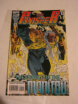 March 1995 Marvel Comics The Punisher #26  NM  (GS16-119)