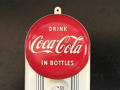 1950s Coca-Cola Red Ball Thermometer MINT !