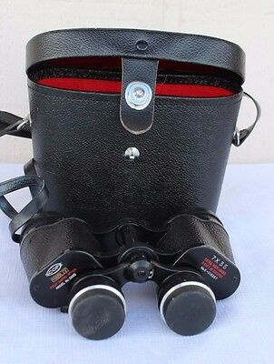 Vtg Scope Mark IV Binoculars 7x35 Extra Wide Angle 551 ft @ 1000 yds Model #2835