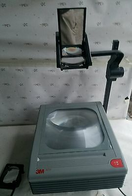 Used 3M 9050 OR 9060 Overhead Projector, w/warranty