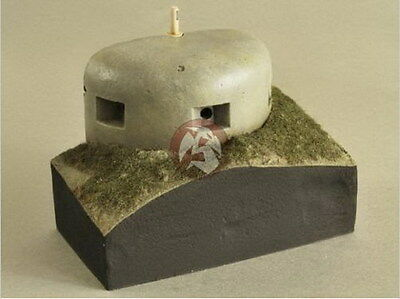 Verlinden 1/35 VP 2613 MG Dome of a Atlantic wall bunker