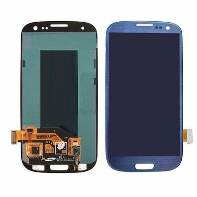 LCD display e Touch Screen per Samsung GT-i9300 i9305 GALAXY S3 Pebble BLU ST#A