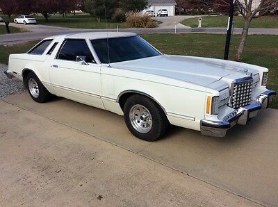 1979 Ford Thunderbird  1979 FORD THUNDER BIRD - SOLID LOW MILES - DRIVER