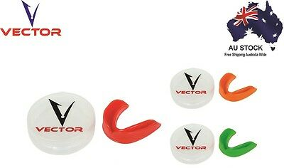 Vector Boil and Bite Mouthguard for Boxing, MMA, Rugby and All Contact Sports