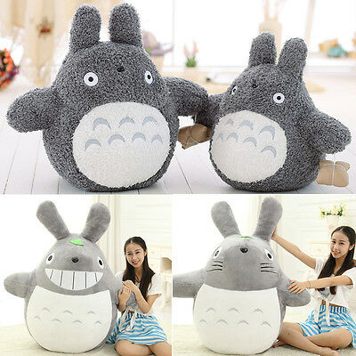 Cartoon My Neighbor Totoro Grin TOTORO Stuffed Plush Doll Soft Toys Kids Gifts