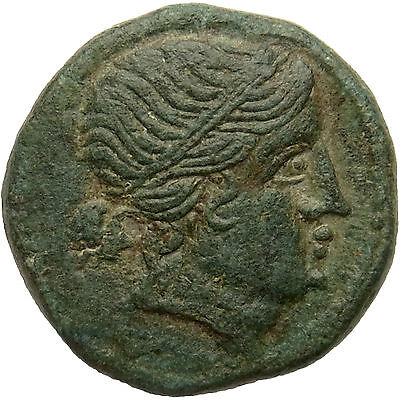 SBC: THRACE, Mesembria. Ancient Greek Coin. Athena Promachos. SNG Cop 660.