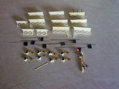 Hornby r089 signal kit lots of parts